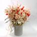 Интерьерная композиция из искусственных цветов «Улыбка»
