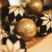 Новогодний шар «Узор»