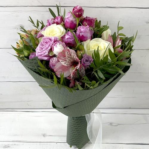 Букет цветов «Эстетика»