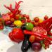 Фруктово-овощная композиция «Овощной презент»