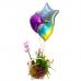 Цветочный подарок «Счастье цветовода»