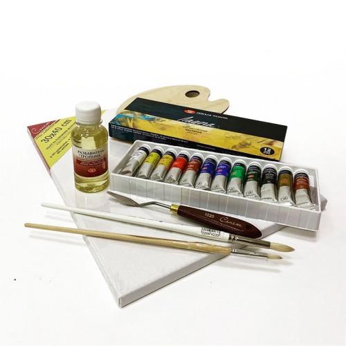 Подарочный набор для художников № 3