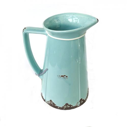 Керамическая ваза-кувшин