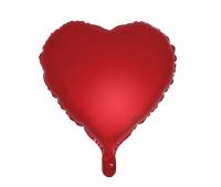 Фольгированное Сердце (сатин)