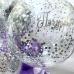 Микс воздушных шаров «Фиолетка»