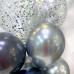 Подарочный набор из 7 гелиевых шаров