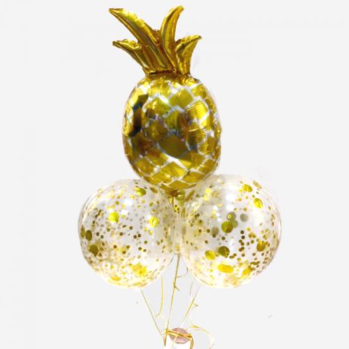 Набор шаров «Tropic gold»