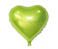 Фольгированное Сердце (глянец)