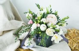 Цветы для любимых учителей